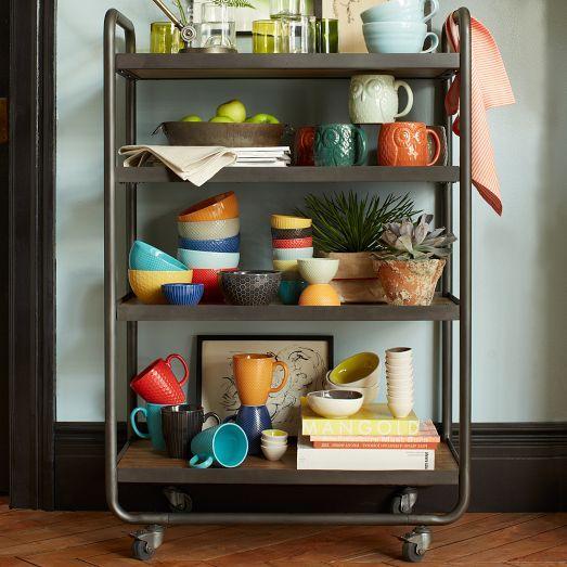 Wood And Metal Jackson Kitchen Cart: 53 Best Kitchen Remodel Images On Pinterest