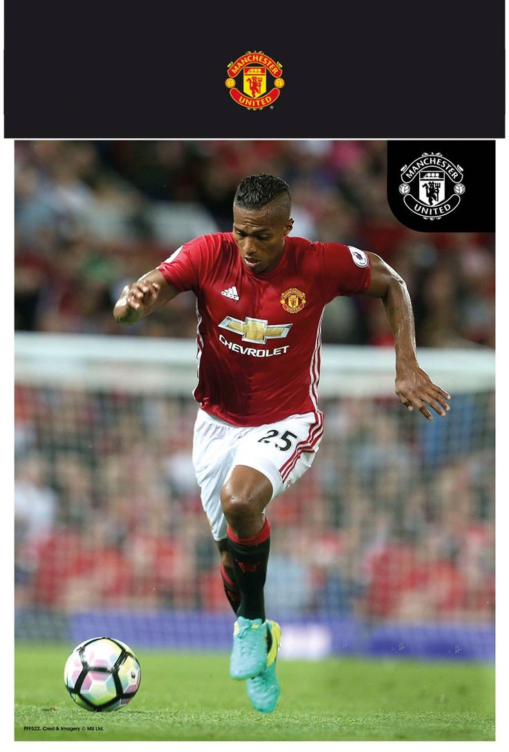 #Manchester United Valencia 16/17 Bagged #Manchester United Valencia 16/17 Bagged Photographic Print (Barcode EAN=5028486363025)