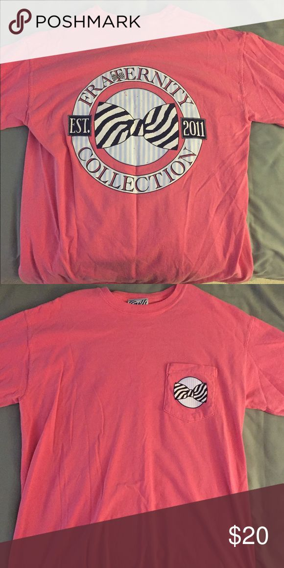 Fraternity Collection T-shirt Brand new never worn, no tags. Fraternity Collection Tops Tees - Short Sleeve