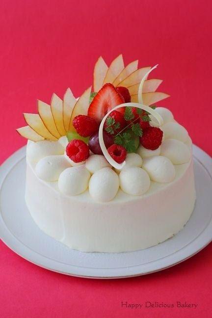 1023デコレーションケーキ