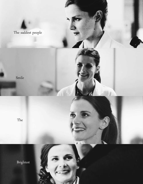 """""""The saddest people smile the brightest."""" I love Molly Hooper so much. She's really perceptive and sees Sherlock in a way other people don't."""