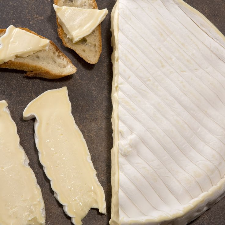 Fromager d'Affinois - delicious, mild and buttery