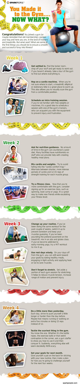 Ready to be a Gym Pro? via @SparkPeople