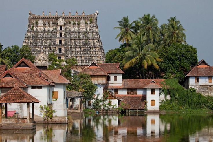 Padmanabhaswamy Temple, Kerala, India