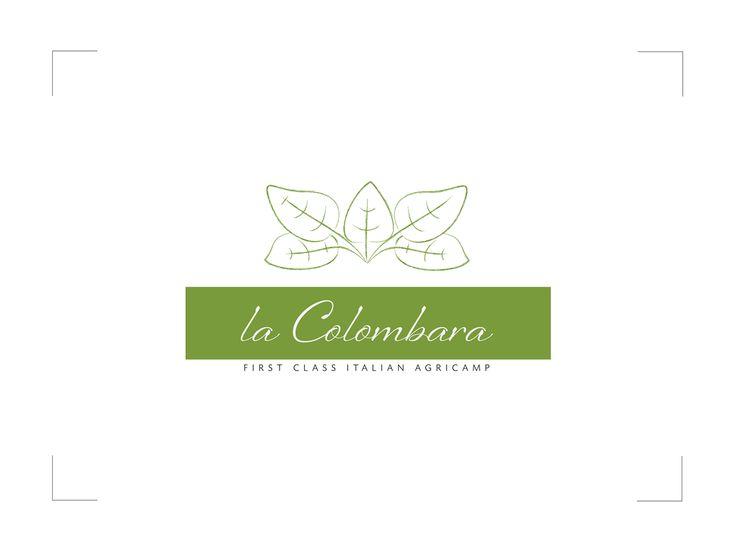 La colombara on Behance by Endea #logo #brandidentity #inspiration