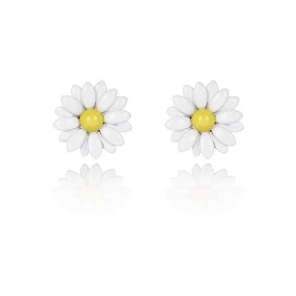 White daisy stud earrings #riverisland #springpreview
