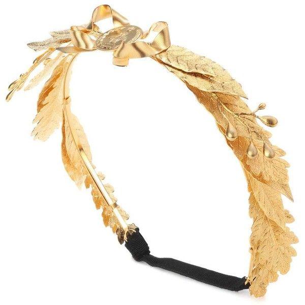 6396d225944 Gucci Metallic Headband (79