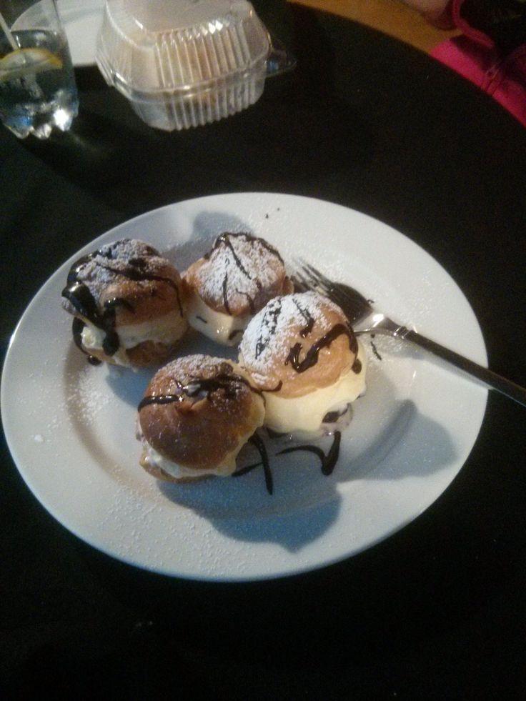 Dessert @ Pier 17! #algomacountry