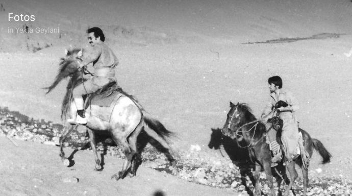 kurdish people kurdistan                            Na frontové linii  s Islámskou republikou Irán Rojhilat 1980