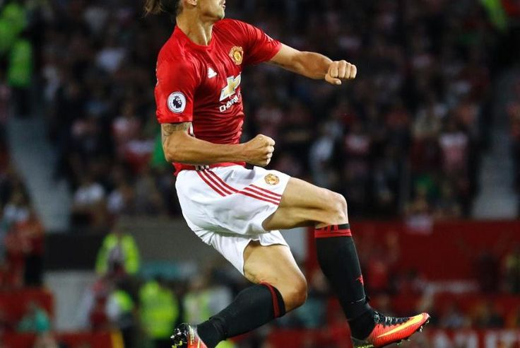 Zlatan Ibrahimovic played a mind game on Instagram before Manchester derby to…