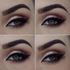 Maquiagem neutra | ko-te.com by @evatornado
