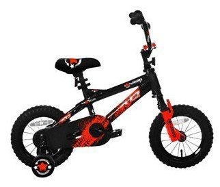 """12"""" Jeep Boys' Bike by Jeep. $106.98. The new 12-inch Jeep Bike is trail rated and ready to go! This rugged bike comes equipped with a real suspension fork that soaks up bumps, big or small. A CPSC full-wrap chain charge and coaster brake ensure safety is always a top priority.   12"""" Jeep Boys' Bike:  Frame: steel frame  Gearing (# of speeds): single speed  Fork: suspension fork  Brakes: coaster brake  Wheels/tires: 12"""" tires  Rims: steel rims  Handlebars: steel han..."""