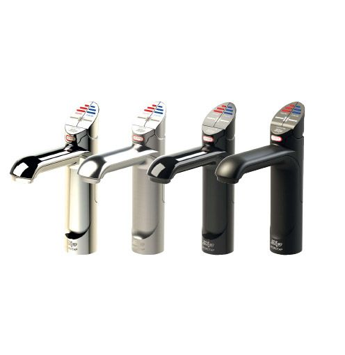Zip HydroTap provides Sparkling plus Boiling and Chilled filtered drinking water on tap. The whole family will enjoy the instant convenience of filtered drinking water any way they prefer it. Enjoy the benefits of instant boiling, chilled and sparkling filtered drinking water. Zip HydroTap available in four finishes: Bright Chrome, Brushed Chrome, Gloss Black, Matt Black from Bathrooms and Kitchens Builders Express Underwood, website www.bathroomsnkitchens.com.au