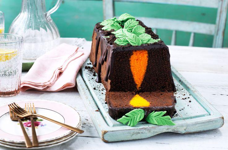 The 25 best easter cake tesco ideas on pinterest easter recipes surprise carrot cake negle Gallery