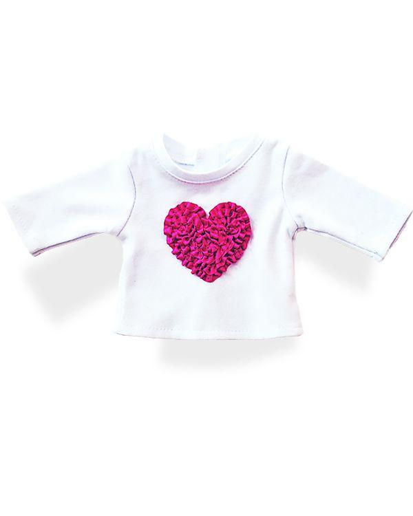 Wegirls heart t-shirt at mydollboutique