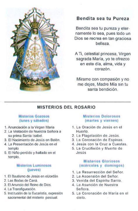 Como Rezar El Santo Rosario