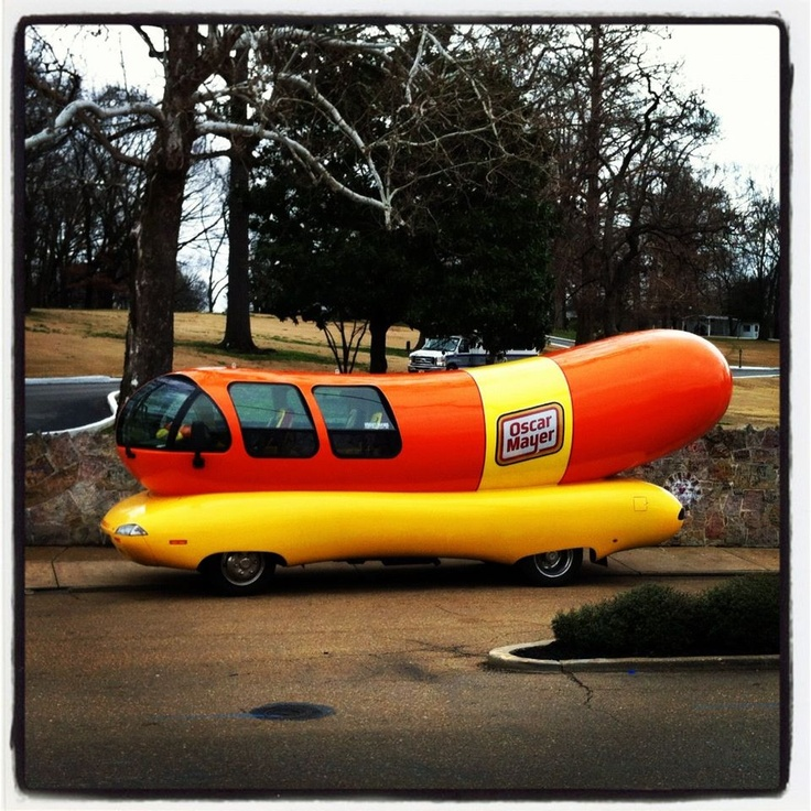 Oscar Mayer Wienermobile Front Side View furthermore Oscar mayer weiner mobile banana for scale besides Gallery Of Wienermobile Crash Photos besides 465911523920680735 as well Wienermobile Is  ing To Town. on oscar meyer weenie mobile