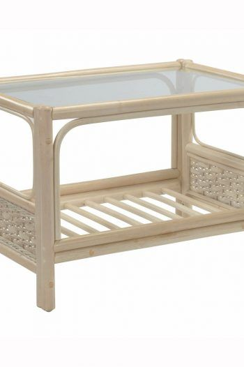 Desser Lugano Rattan and Glass Coffee Table 220x330 Great Glass Coffee Tables For The Living Room