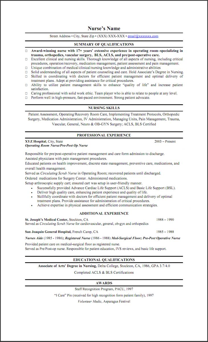 20 RESUME SUMMARY EXAMPLES FOR STUDENTS | Sample Resumes