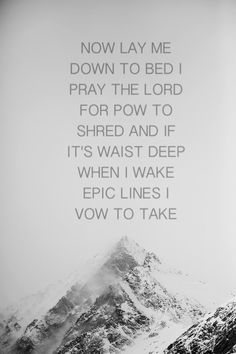 jeremy jones snowboard quotes - Поиск в Google