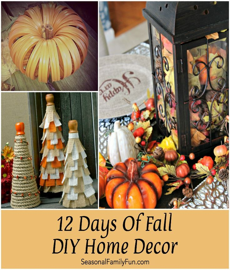17 Best Images About Fall Decoration Ideas On Pinterest