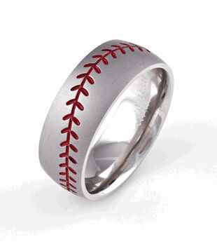 baseball wedding ring 1000 ideas about baseball ring on baseball 1509
