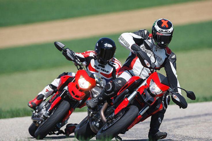 Ducati Hypermotard Video