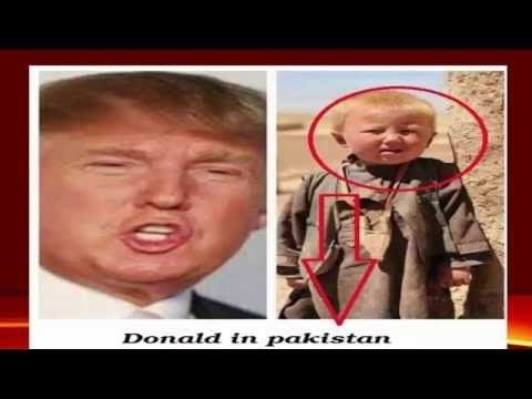 Pakistani news channel claims Donald Trump was born in Pakistan - http://www.saduseless.com/twisted/pakistani-news-channel-claims-donald-trump-born-pakistan/