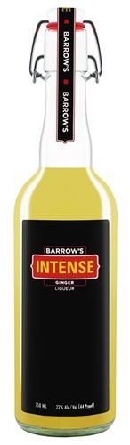Barrow's Intense Ginger Liqueur (750ml)