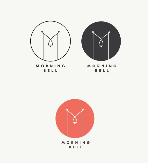 Morning Bell on Behance by Luca Armari http://www.lucaarmari.com