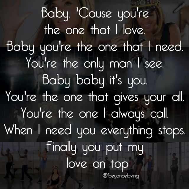 Best Love Mashup Song Download It: 1000+ Ideas About Beyonce Songs Lyrics On Pinterest