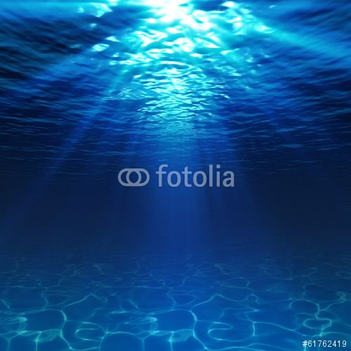 underwater view with sandy seabed