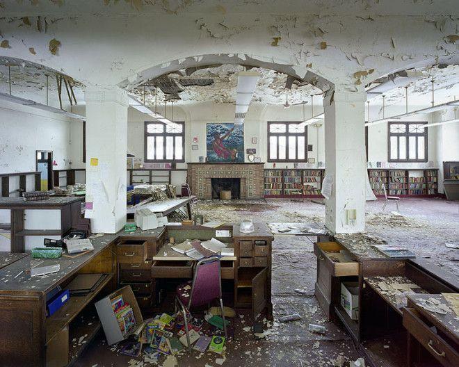 Opuštěná místa v Detroitu - 18