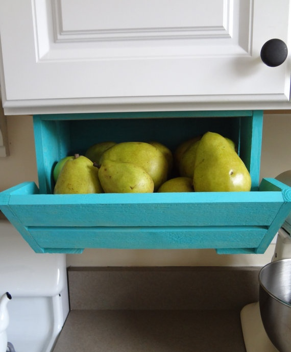 Keep fruit off the counter: Counter Great Ideas, Fruit Holder