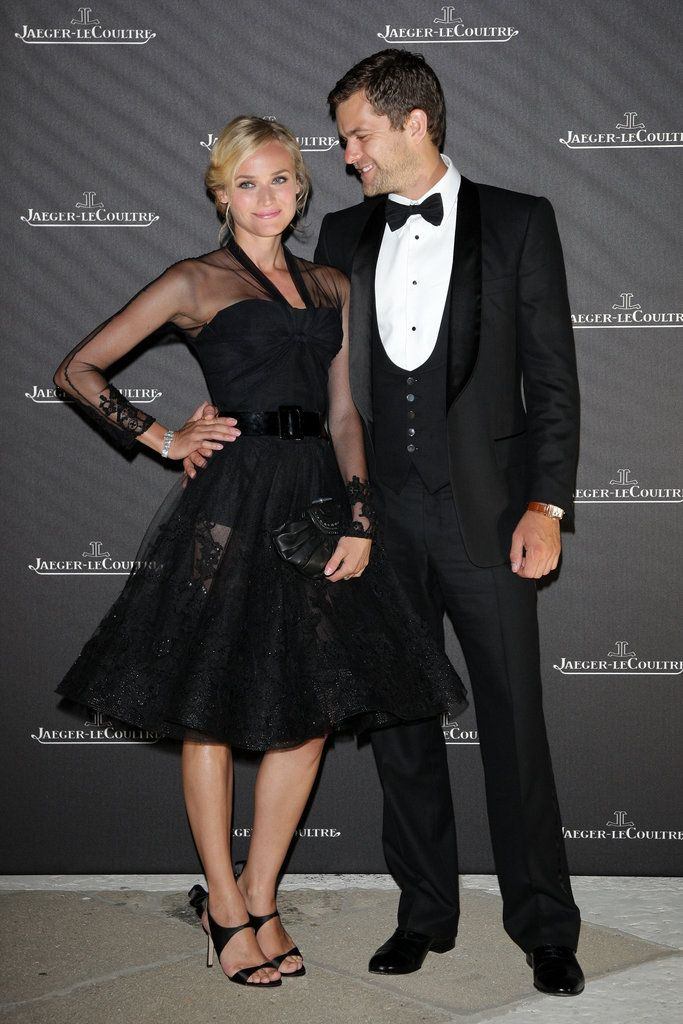 Diane Kruger and Joshua Jackson Pictures (The dress! And JJ!!)