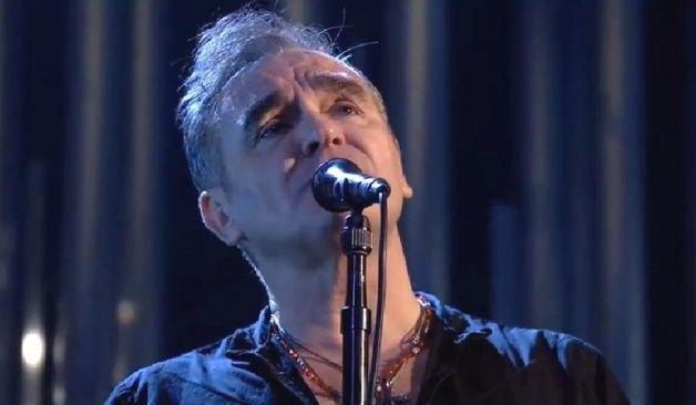 Clarie Danes y Aaron Eckhart presentaron a Morrissey en el concierto del Premio Nobel de la Paz