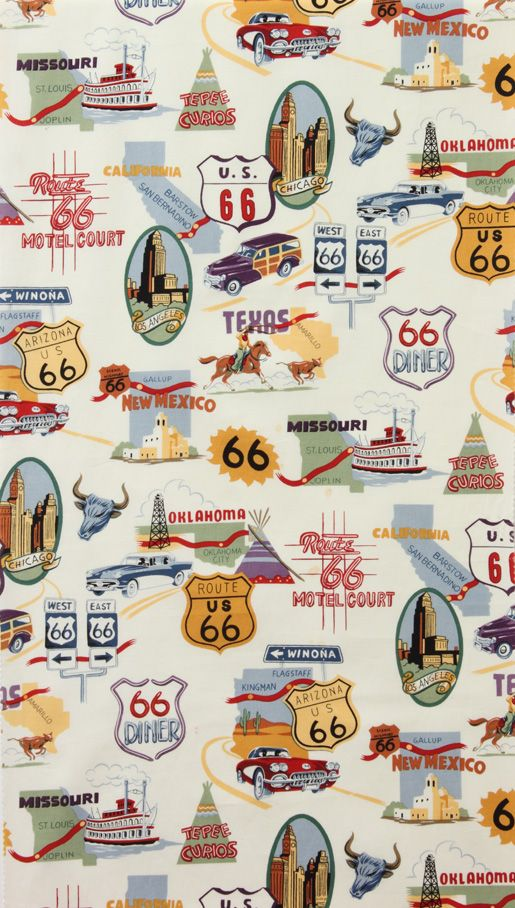 Alexander Henry - Collections, Route 66