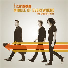 Middle of Everywhere - Hanson (2017) #digital #download #stream #music #pop #free
