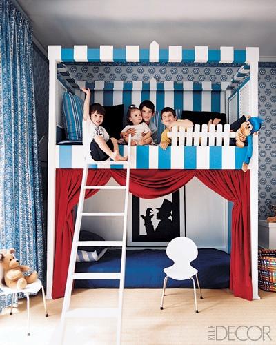 Jåwhänna - Livet i hus, Heminredning & Pyssel - häftiga barnrum