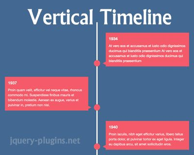 Building Vertical Timeline With CSS & JavaScript #timeline #css #responsive #javascript #verticalTimeline #tutorial #vertical