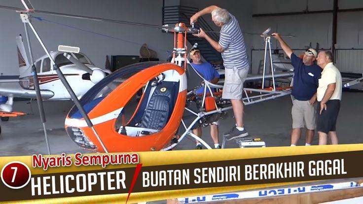Uji Nyali! 7 Helicopter Gagal Terbang Buatan Sendiri di ...