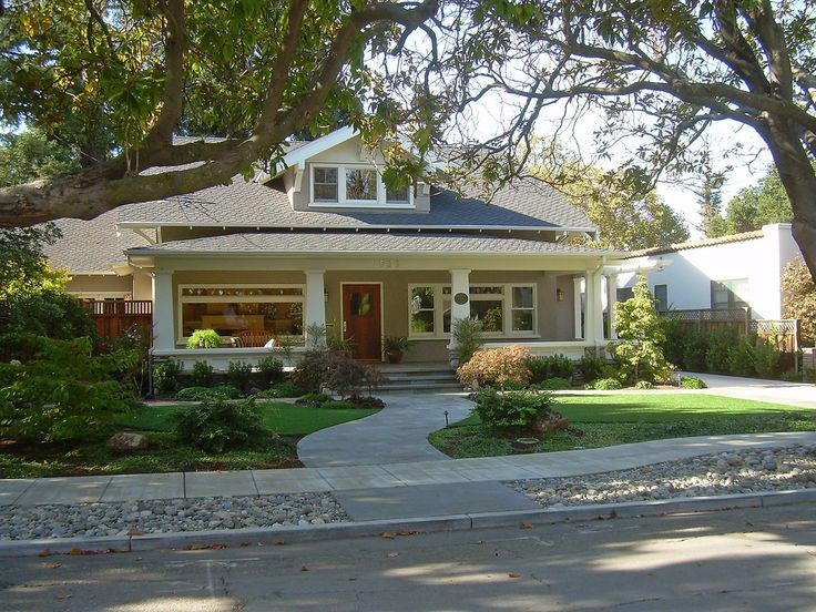 https://flic.kr/p/ayZfK6 | Craftsman House | Palo Alto, California.