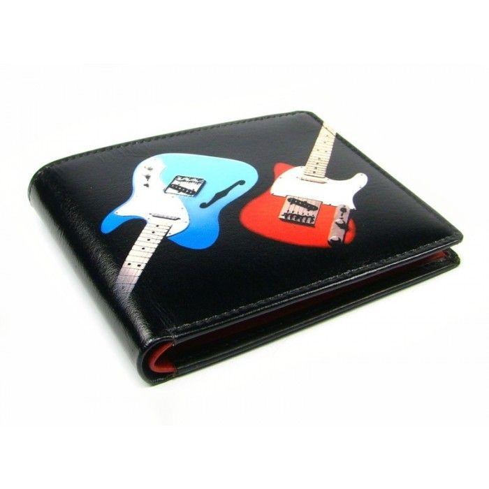 Peněženka malá kožená pánská - peněženky AHAL