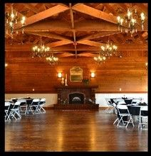 Cedar Lodge of Maple Valley $1200 for reception.  Max capacity 200 Outside catering welcome 20-30 mins from Issaquah