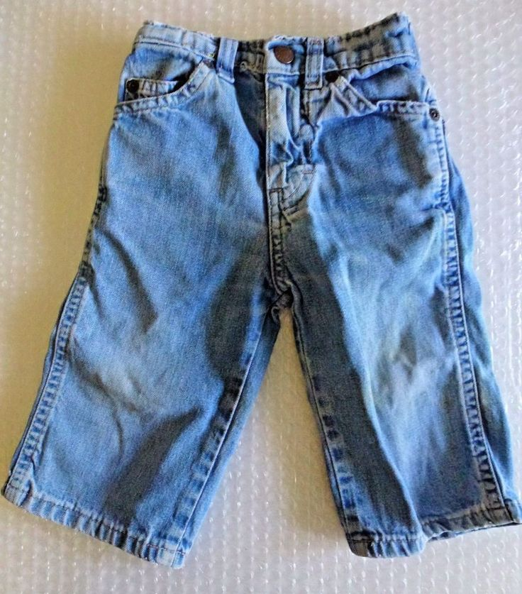 cALVIN KLEIN JEANS RETRO VINTAGE UNISEX BABY INFANT BOTTOMS HIPSTER CASUAL PANTS #CalvinKlein #JEANSPants #Everyday
