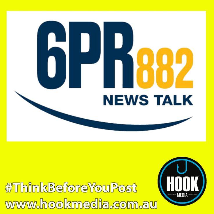 Talking #SocialMedia and Self Promotion on 6PR's #Perth Tonight: https://soundcloud.com/hook-media/ryan-mobilia-talks-social-media-self-promotion-on-6pr-perth