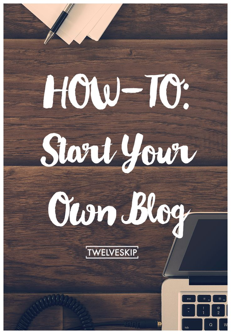 how to start a business of blog writer