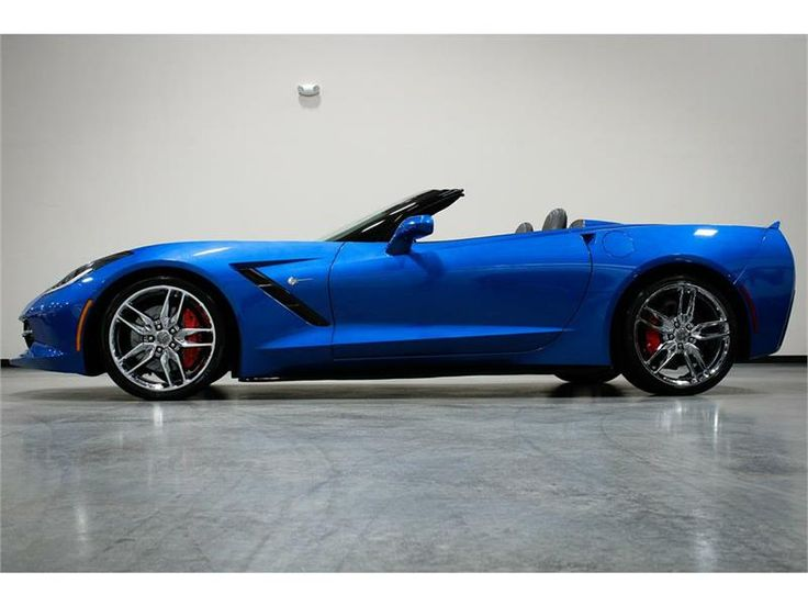 2014 Corvette Convertible For Sale In South Carolina 2014 Z51 3lt Convertible Rare Color Wow Corvette Convertible Corvette 2014 Corvette