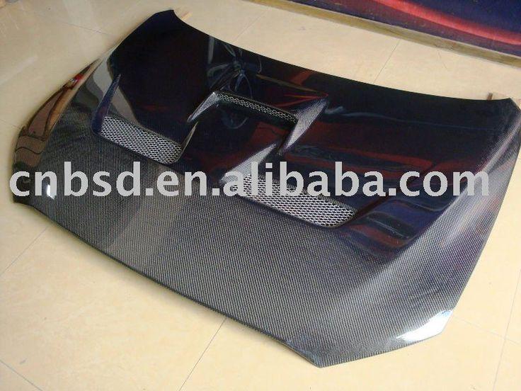 BODY KIT 08-10 Lancer Evolution 10 BS CARBON FIBER HOOD FOR Mitsubishi bonnet $150~$700