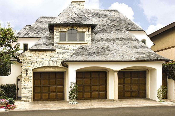 Designer Garage Doors Residential Entrancing Decorating Inspiration